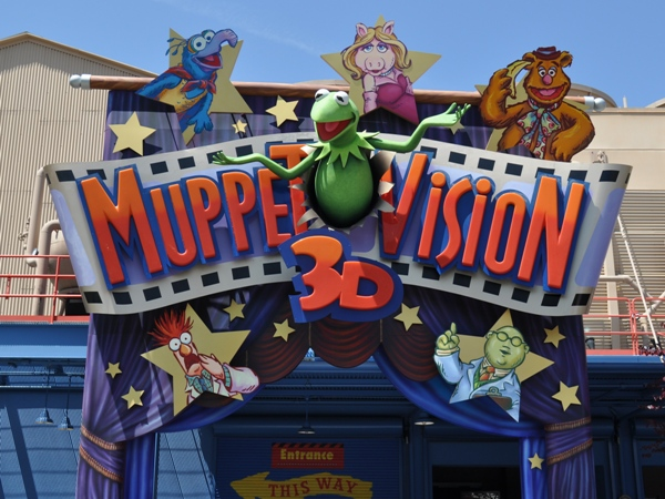 Wdw Muppet 3d