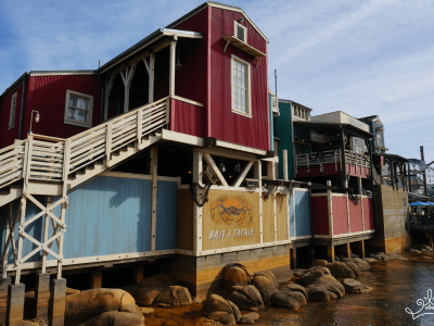 Lands In Pictures: Pacific Wharf