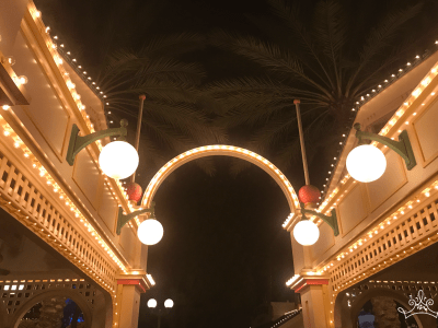 Lands After Dark: Paradise Pier