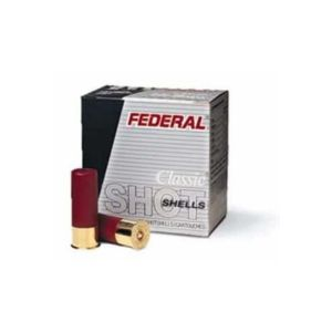 Federal H1254 Game SHOK Field 11/4 25 Rounds Per Box