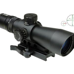 NCStar Mark III Tactical Gen 2 3-9X42 P4 Sniper