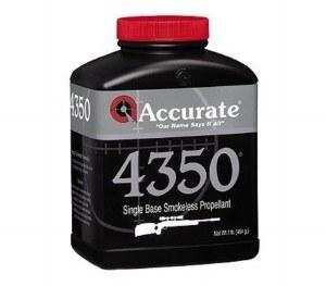 4350 1lb - Accurate Powder