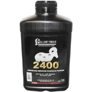 Alliant Powder - 2400 8lbs