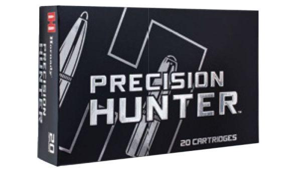 Hornady Precision Hunter 143 Grain ELD-X Brass 6.5 Creedmoor 20Rds
