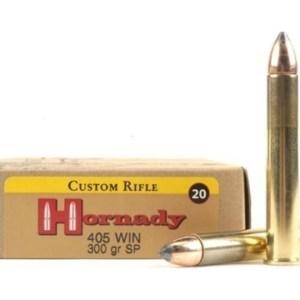 Hornady Custom 405 Winchester 20rd Ammo