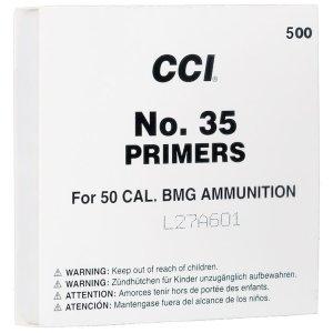 CCI 50 BMG Military Primers