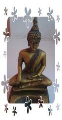 ...sprevádzať Ťa budú okrem iného: malý meditujúci Budha...