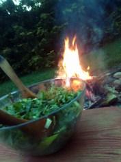 Zjadamy wiosenną zieloność, zjadamy wiosenna radość