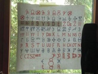Alfabet i Głagolica