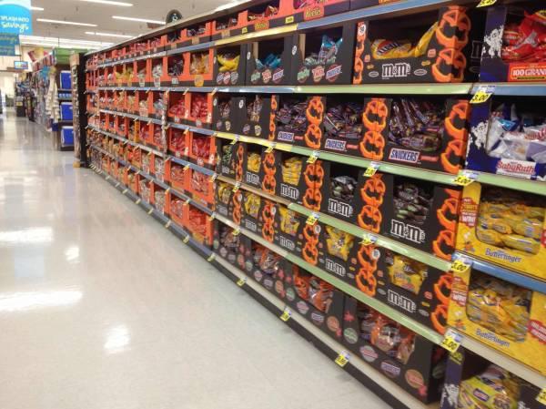 Only 71 more shopping days 'til Halloween! | Duck Duck ...