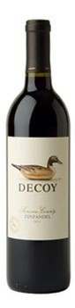 2012 Decoy Sonoma County Zinfandel