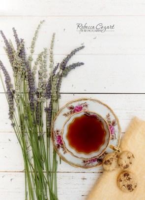 STILL LIFE - Tea cup still life 1