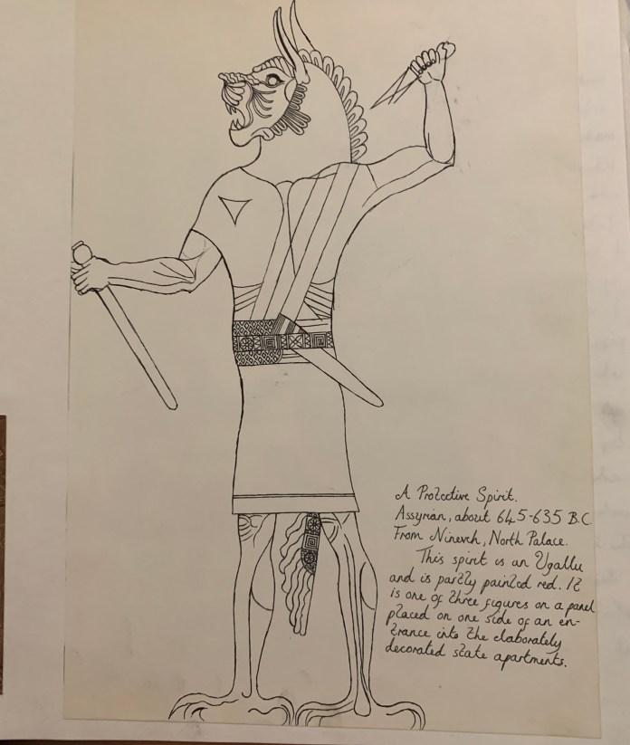 Assyrian spirit