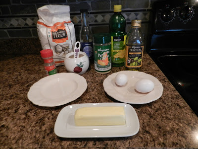 Simple ingredients for Chicken French #recipes