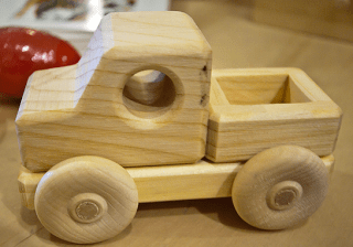 wood toy, truck toy, toys
