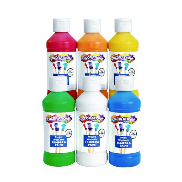 Tempera paint for kids #ad