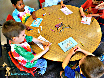 Z is for Zoo preschool craft