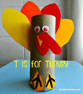 preschool crafts, kindergarten crafts, kids activities, Thanksgiving, turkey