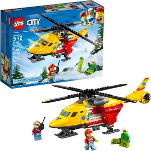 Lego helicopter set #toys #LEGO #ad