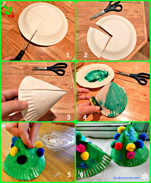 kids crafts, holiday crafts, paper plate crafts