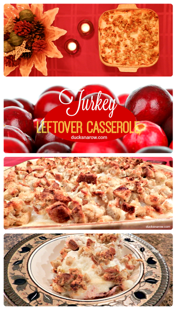 Turkey casserole, cranberry turkey casserole, Hellmans turkey casserole