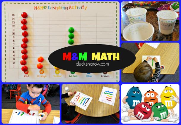 preschool, candy graphing activities, kids activities, Math