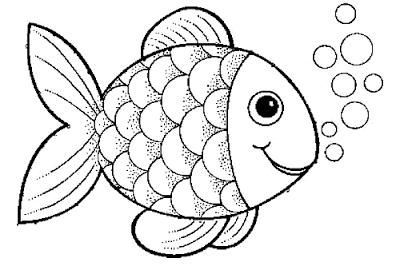 kids crafts, preschool lessons, rainbow fish
