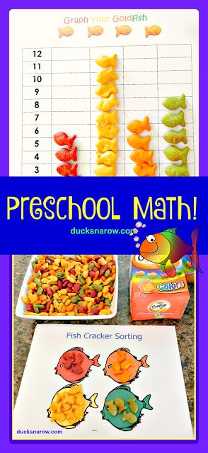 preschool lessons, math