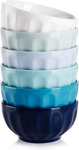 Ceramic 26 ounce bowls