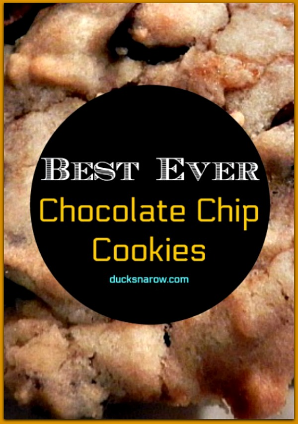 Toll House Cookie recipe with a twist.... best every recipe! #cookies