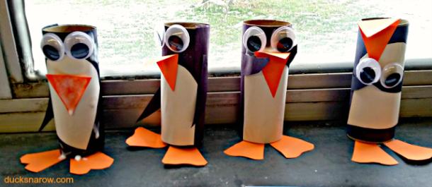toilet paper crafts, kids crafts