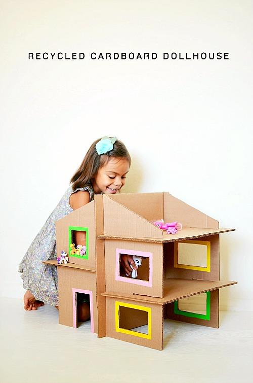 16 Awesome Diy Cardboard Toys January2019 Ducks N A Row