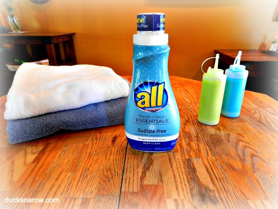 messy fun, clean clothes, laundry, sulfate-free, stain free