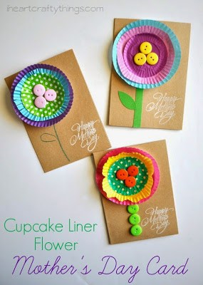 DIY greeting cards for kids