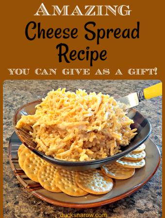 cheese spread recipe
