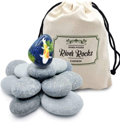 River rocks for painting #ad
