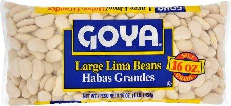 Goya dry lima beans #ad