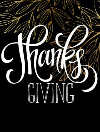 In all things give thanks for this is the will of God in Christ Jesus concerning you. I Thessalonians 5:18