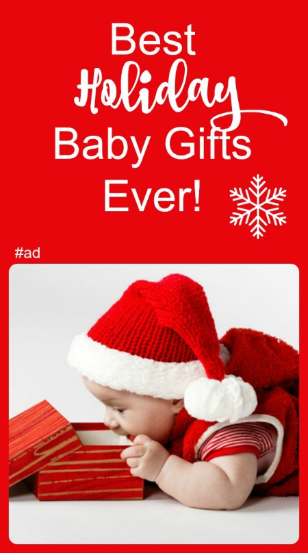 Best holiday baby gifts ever at Gymboree #ad