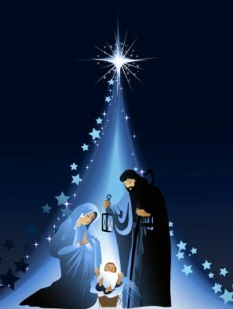 Nativity Scenes make wonderful family holiday keepsakes!