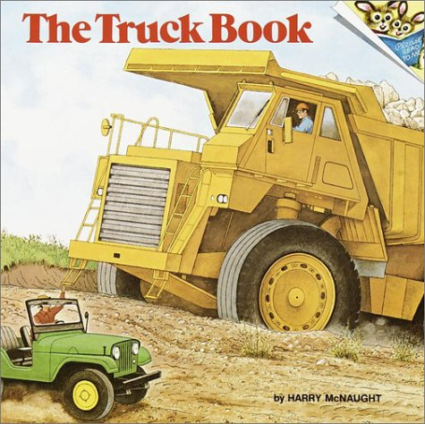 The Truck Book for little boys who love heavy vehicles #ad
