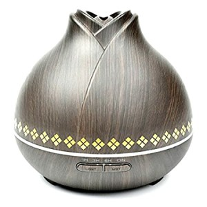 Essential Oil Diffuser - this stunning piece is so pretty, every mom who loves essential oils would LOVE to have one! #ad