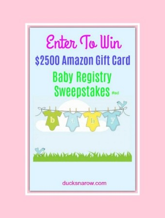 Enter to win a $2500 Amazon Gift Card #sweepstakes #affiliate