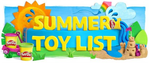 Amazon has a Summer Toy List - it is fabulous! #affiliate