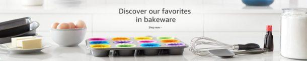Bakeware in Amazon Basics #affiliate