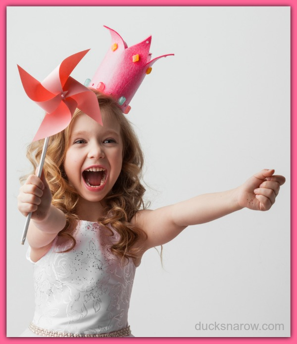 Have a fun princess birthday party for your little girl #kids