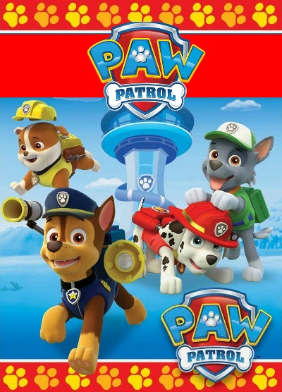 Best Paw Patrol school supplies, back packs and lunch boxes for kids #ad