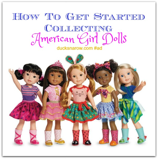 How to start collecting American Girl dolls #ad