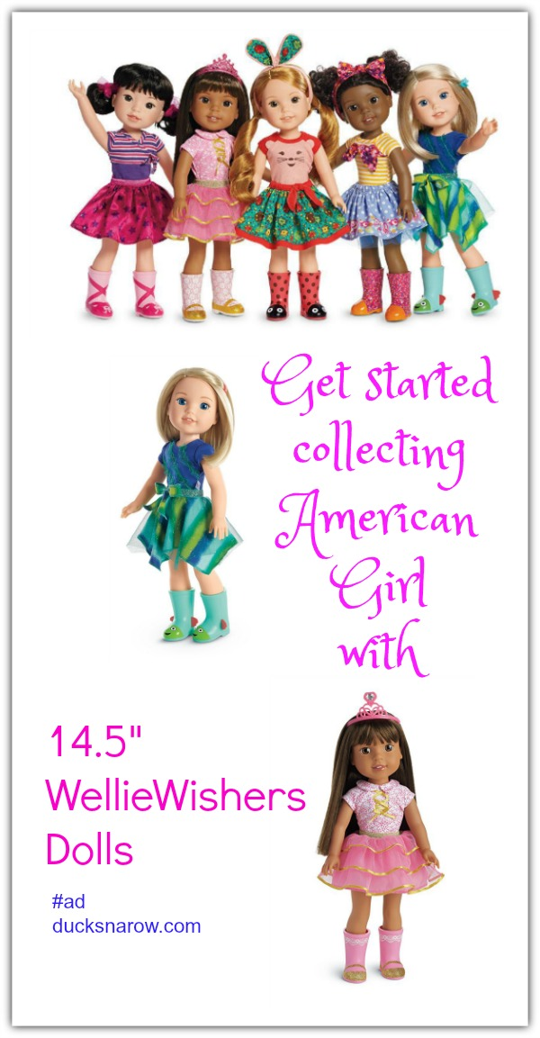 Get started collecting American Dolls the easy way #ad
