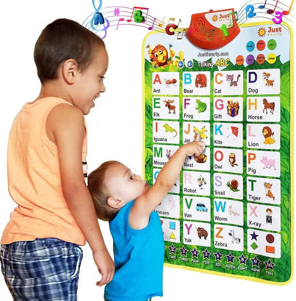 Just Smarty Alphabet Learning Toy for Kids